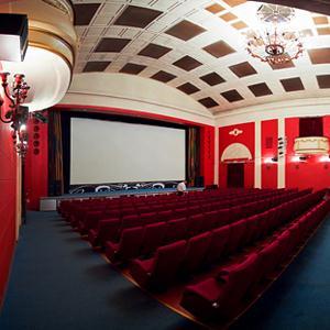 Кинотеатры Харабали